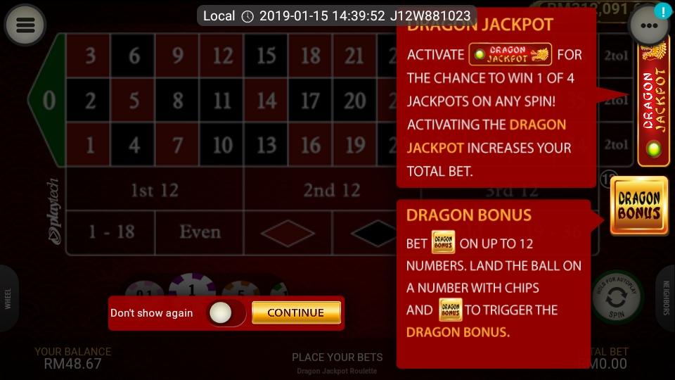 Dragon Jackpot