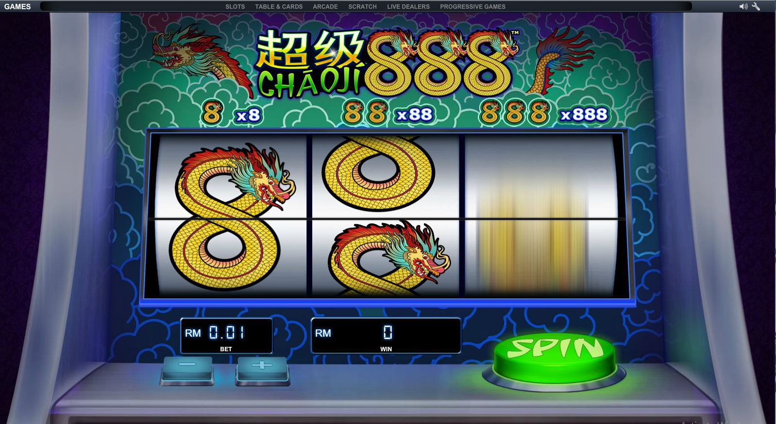 Chao Ji 888