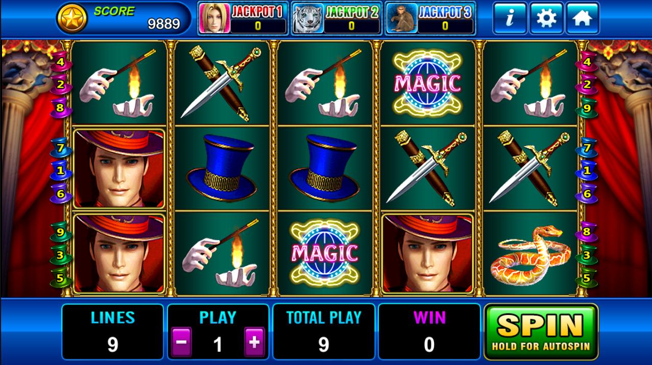 The Magician Plus